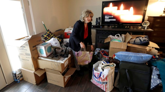Hurricane Harvey Survivors Feel Grief, Distress Months Later