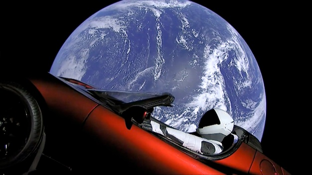What Will Happen to the Tesla SpaceX Shot Into Space?