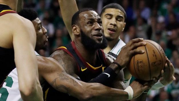 LeBron, Cavs Facing Win-or-Else Game 6 vs Celtics