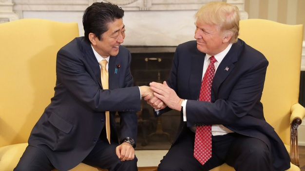 Japan Nominated Trump for Nobel Peace Prize: Reports