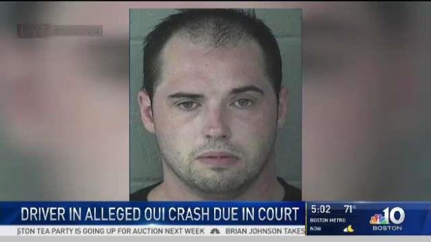 Alleged OUI Driver in Fatal Bridgewater Crash Due in Court