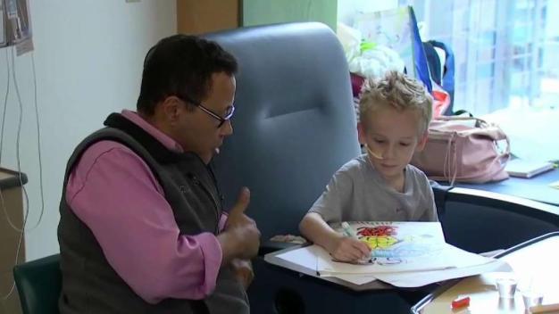 Artists in Residence at Boston Children's Hospital