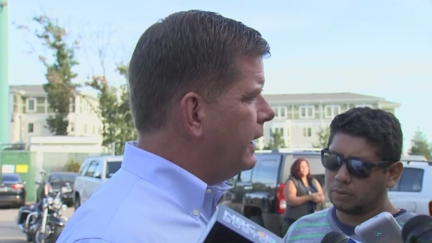 Marty Walsh Responds to NAACP Report Card