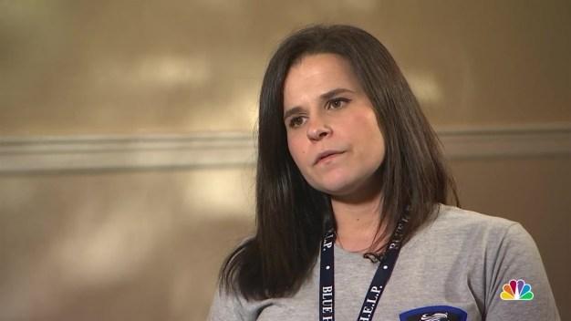 Heidi Harper Discusses Her Husband's Suicide