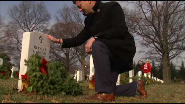 Maine-based Wreaths Across America Begins Yearly Journey