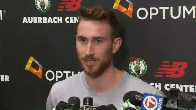 Celtics' Hayward: '100 Percent Healthy'