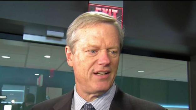 Baker Says He Will Vote for Geoff Diehl