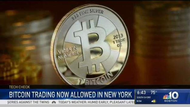 Bitcoin Allowed in NY Trading; 'Fortnite' Player Makes $500K