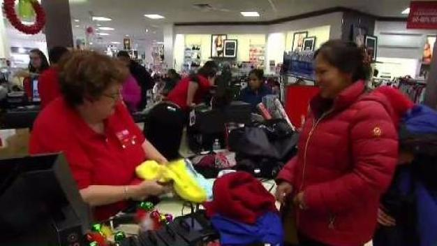 Black Friday Shopping Starts Early in NH