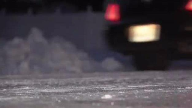 Black Ice Concerns for Morning Commute