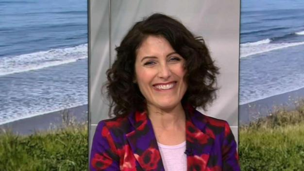 Catching Up with Lisa Edelstein