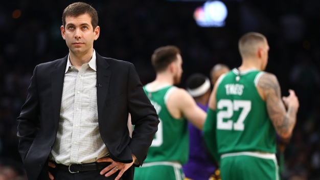 VOTE: Who's to Blame for the Celtics' Issues?