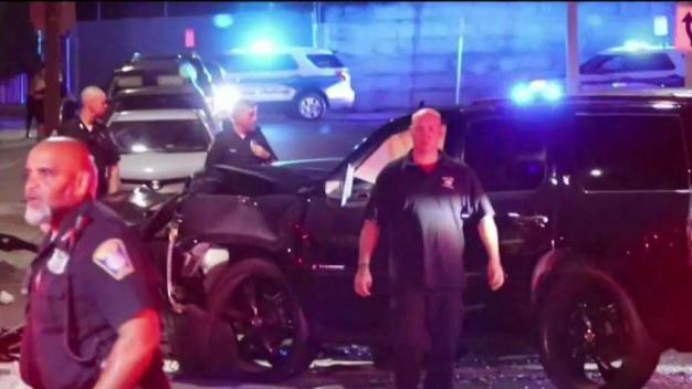 Child Critically Injured in Dorchester Crash