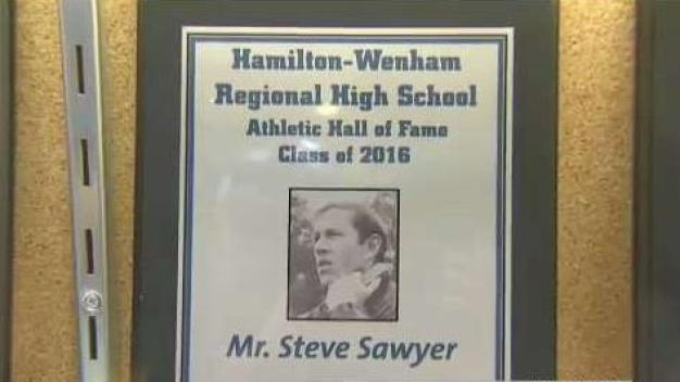 Coach Sawyer Going Strong at Hamilton-Wenham HS