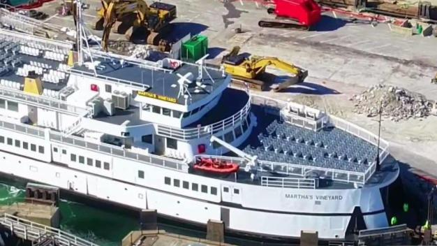 Faulty Fuel Pump Blamed for Stranding Ferry