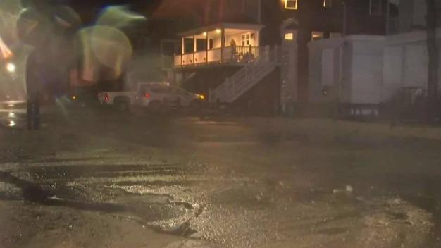 Coastal Flooding Concerns Residents in Scituate