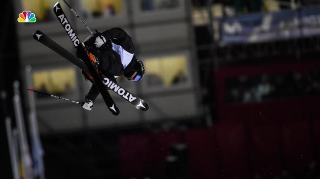 Freestyle Skier Gus Kenworthy Talks Olympic Prep}