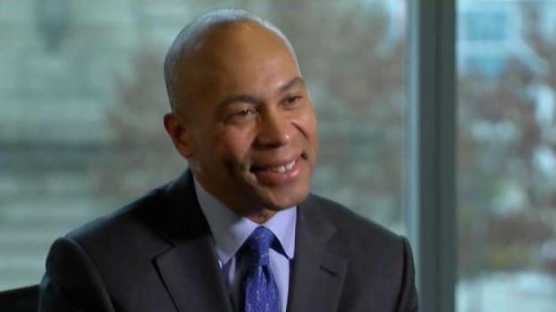 Will Deval Patrick Make a Run for the White House?