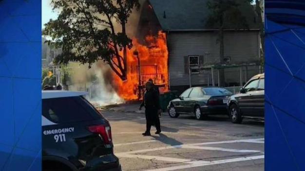 3 People Hurt, 4 Pets Killed in Lynn House Fire