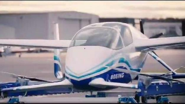 Japan's Flying Car Takes Flight