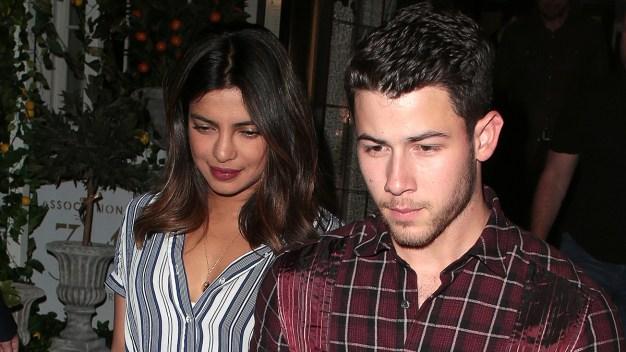 Chopra, Jonas Confirm Engagement With Matching Photos