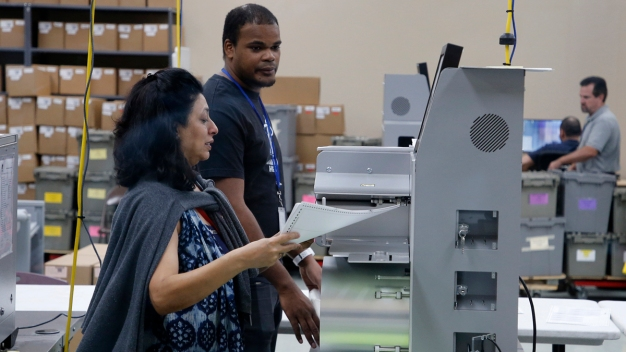 Broward Starts Recount as Thursday Deadline Looms in Florida