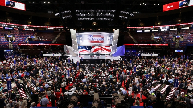 RNC Picks Charlotte, NC, for 2020 Convention
