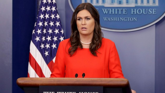 For Sanders, Path to Trump Press Secretary Began in Arkansas