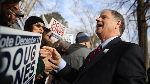 'Hot DAMN': Local Lawmakers React to Jones' Defeat of Moore