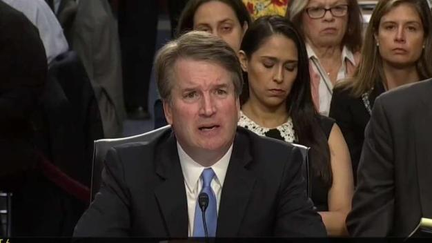 Harvard Law Students Protest Kavanaugh Course