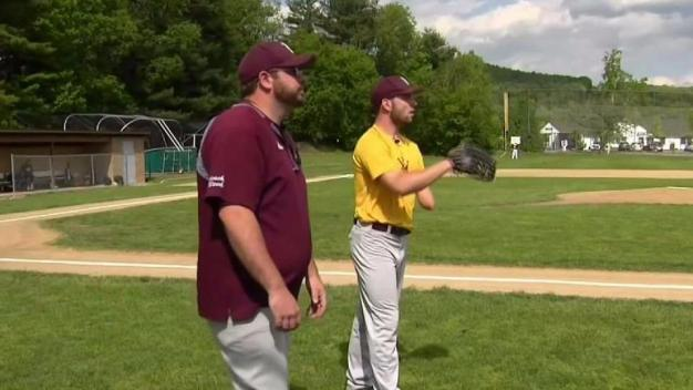 High School Starting Pitcher Born With One Arm