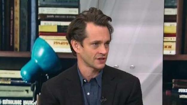 Hugh Dancy Talks 'Apologia'