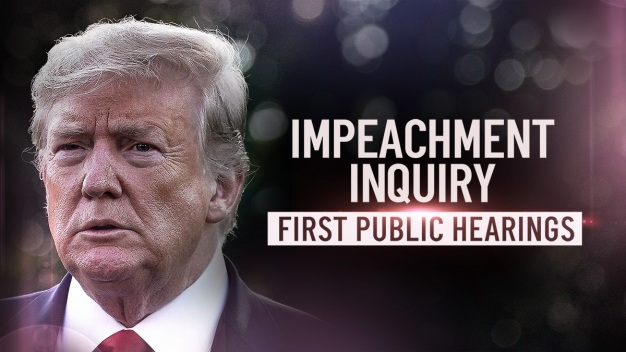 Live Updates: House's First Open Impeachment Hearing