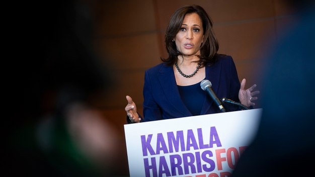 NH Takes Notice as Kamala Harris Gains Ground