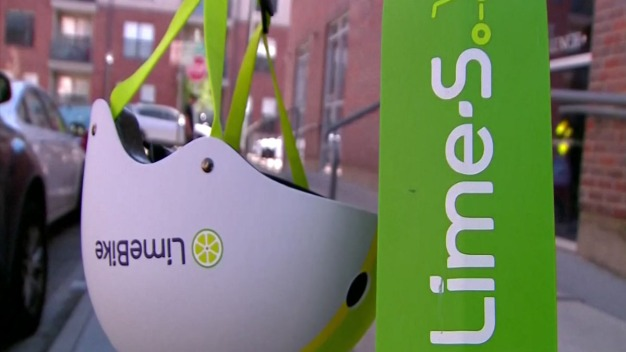 Uber,  Lime and Spin Officially Deploy Electric Scooters in San Francisco