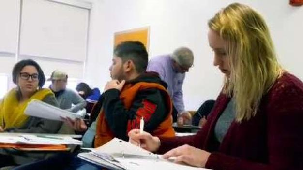 Making the Grade at MassBay Community College