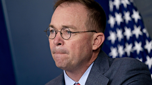 Mulvaney Won't Sue Over Impeachment, Declines to Cooperate