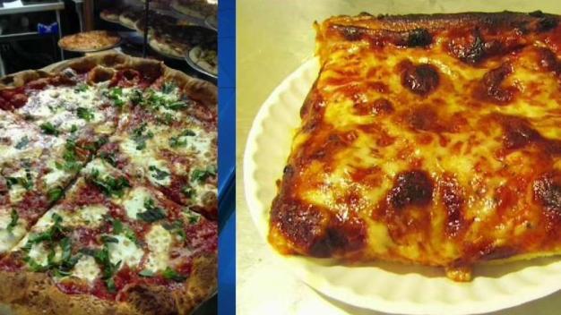 NBC10 Boston's Pizza Tourney in Round of 8