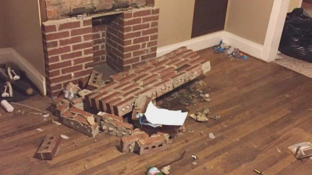 6-Year-Old Boy Crushed to Death in Freak Fireplace Accident