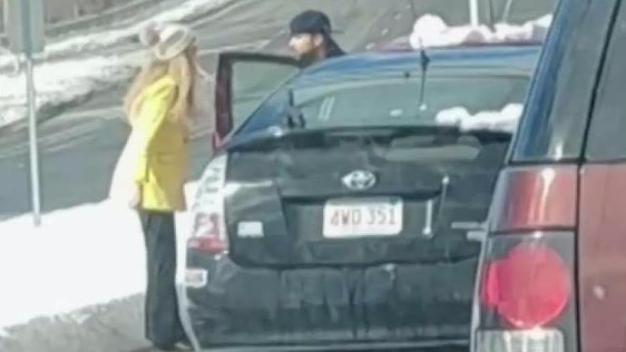 NH Road Rage Incident Caught on Camera