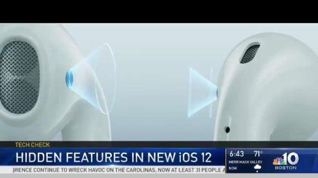 Newest iOS Update Has Neat Hidden Features