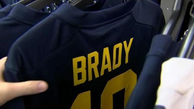 Love For Brady Still Strong Back in Michigan