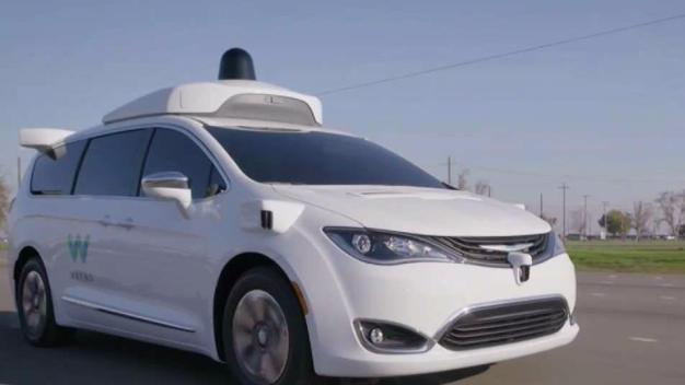 Waymo to Launch Commercial Autonomous-Car Service