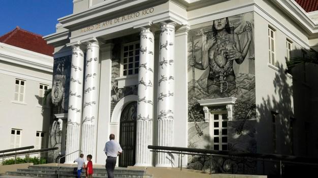 Google Digitizes Artworks in Puerto Rico for 1st Time