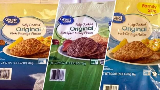 USDA Recalls Sausage Patties for Salmonella Risk}