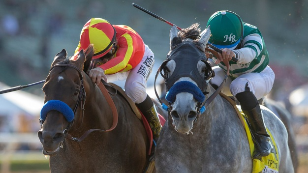 Jockeys Weigh In on Proposed Whipping Rules in California