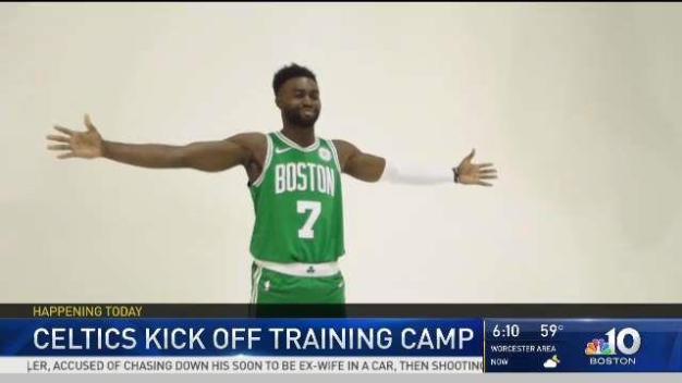 Celtics Returning to Training Camp