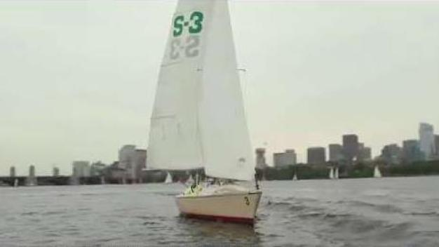 Set Sail on the Charles River