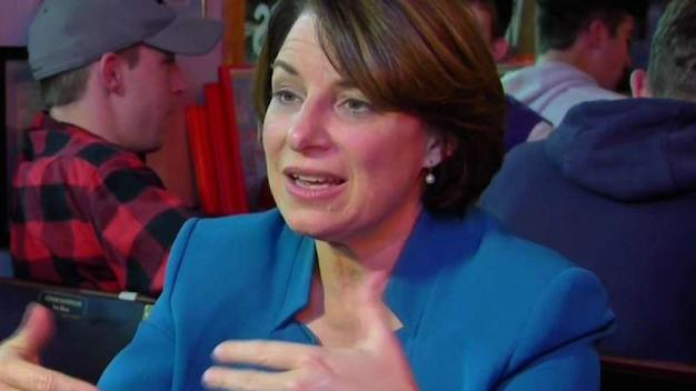 Sitting Down With Amy Klobuchar in NH