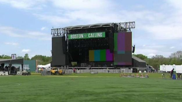 Sneak Peek Inside Boston Calling 2019
